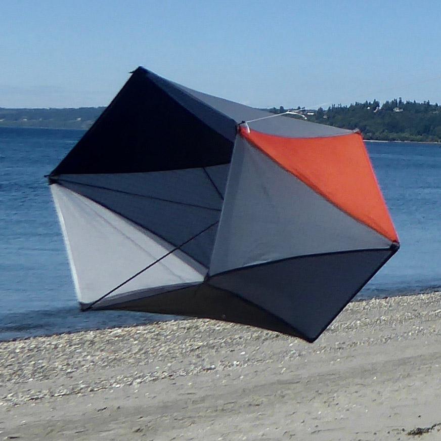 Mini-Drumbox Kite
