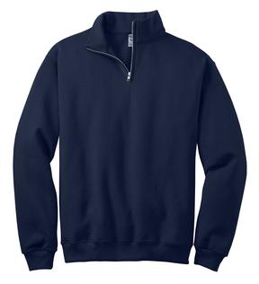 1-4 Zip Sweatshirt Navy