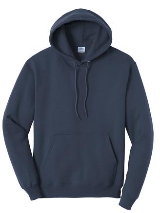 Pullover Hooded Sweatshirt Navy