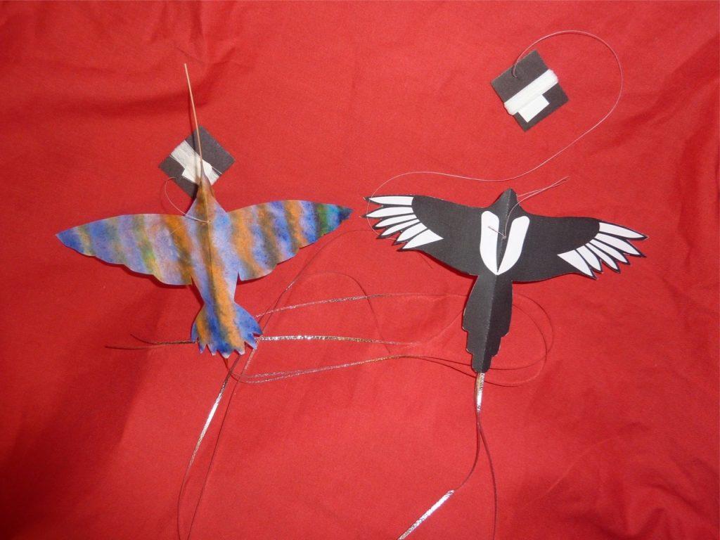 Mini Bird Kites